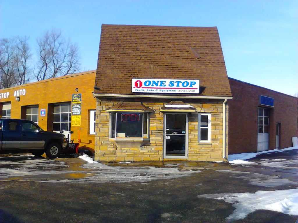 One Stop Truck, Auto & Equipment